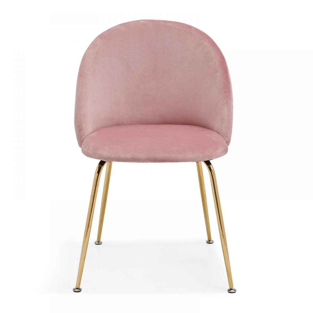 Diona Chair, Pink