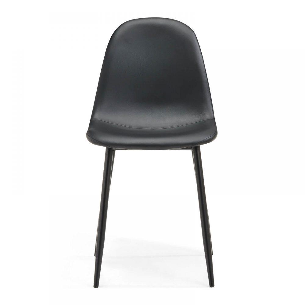 Evdano Chair, Black