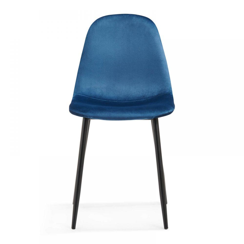 Evdano Chair, Blue