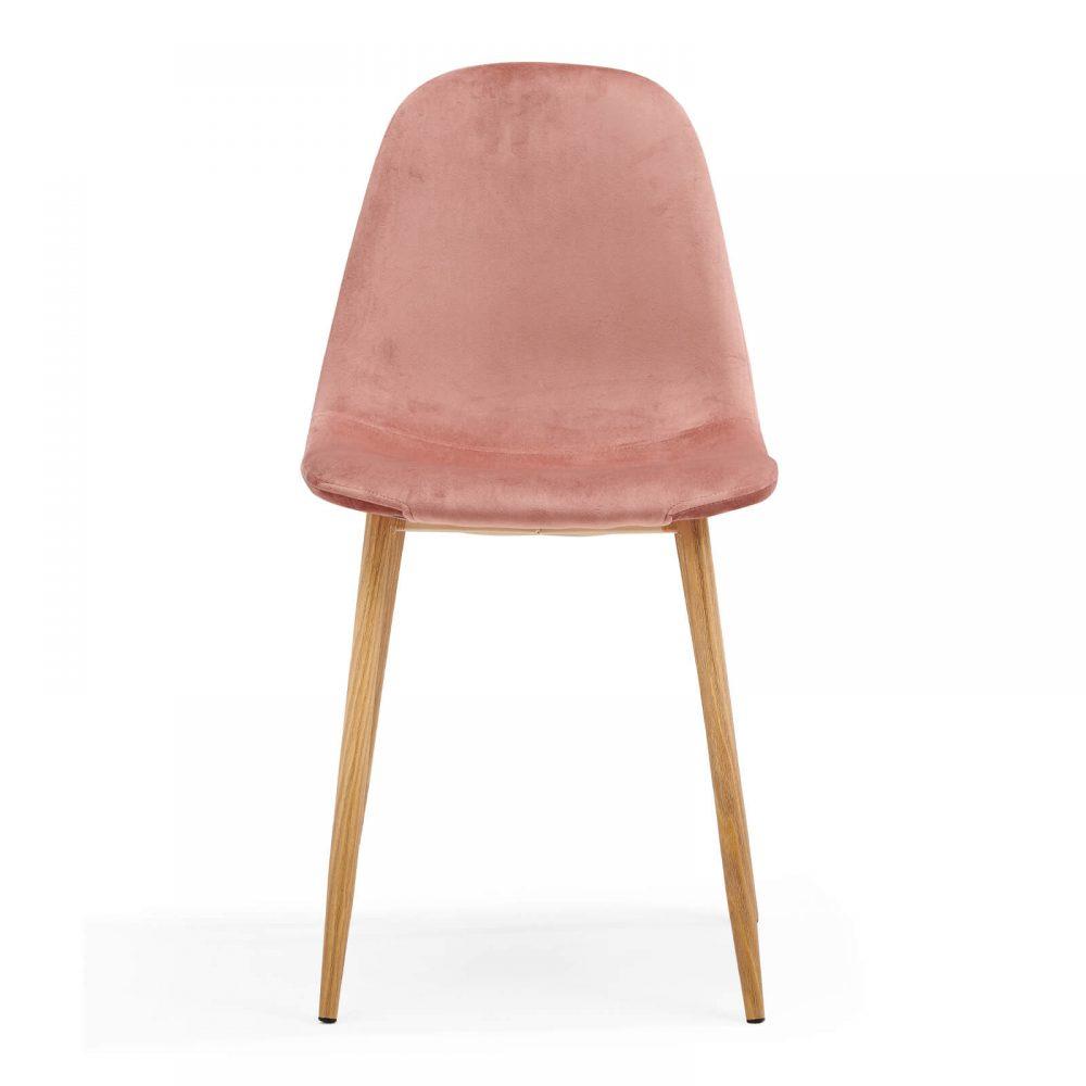 Evdano Chair, Pink