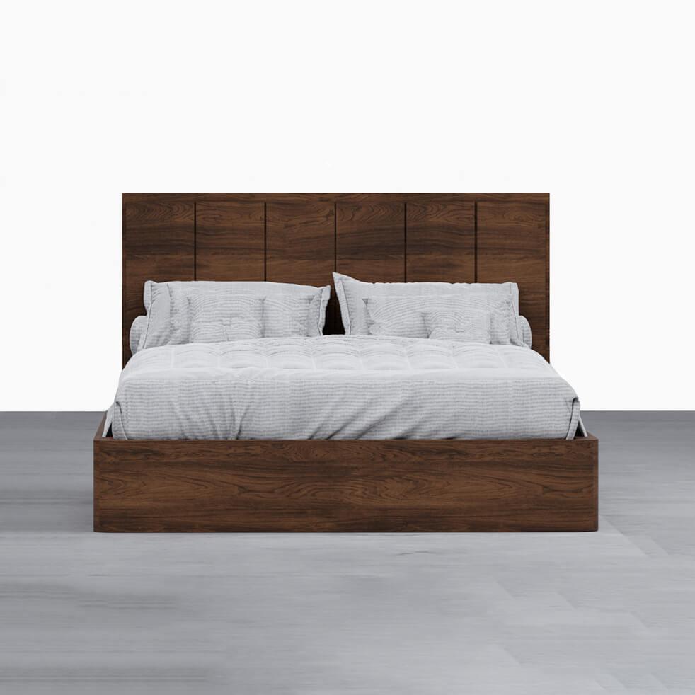 Galando Storage Bed, Double Size