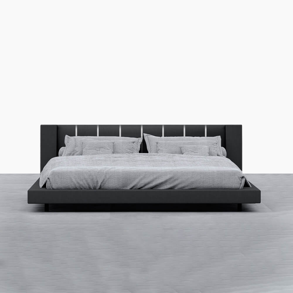 Valdema Bed, King Size