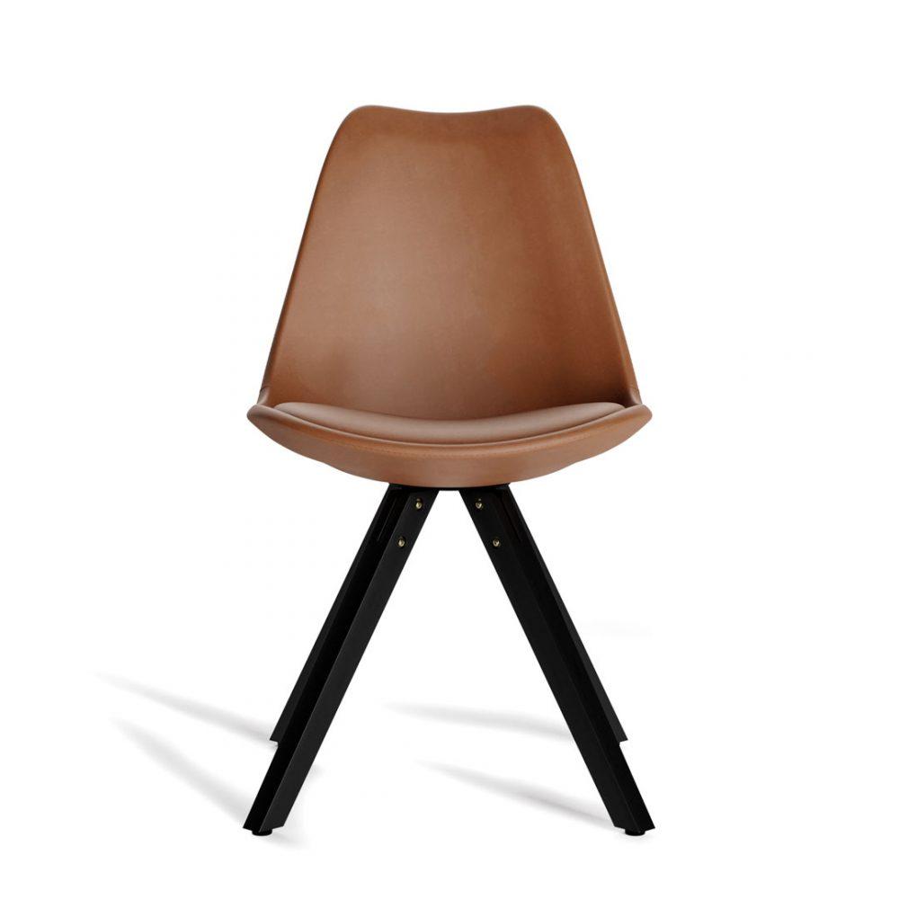 Wayner Chair, Brown