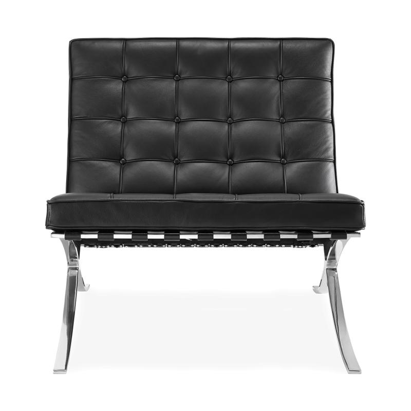Barcelona Chair | Premium Leather